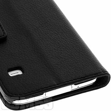 Avis Avizar Etui folio Noir Portefeuille pour Samsung Galaxy S5 , Samsung Galaxy S5 New