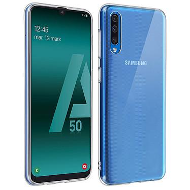 Avizar Coque Transparent Souple pour Samsung Galaxy A50 Coque Transparent souple Samsung Galaxy A50