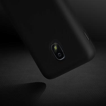 Avis Avizar Coque Noir pour Samsung Galaxy J3 2018