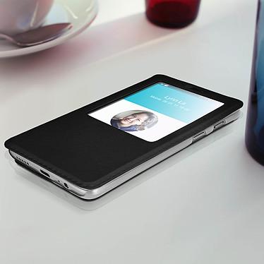 Acheter Avizar Etui folio Noir pour OnePlus 6