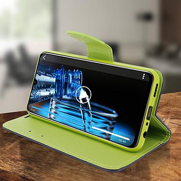 Avis Avizar Etui folio Bleu Nuit Fancy Style pour Huawei P Smart 2019 , Honor 10 Lite