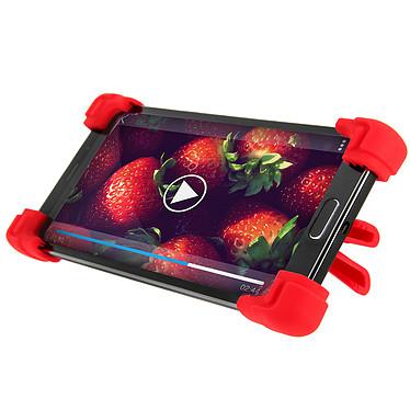 Acheter Avizar Coque Rouge pour Smartphones de 4.7' à 5.3'