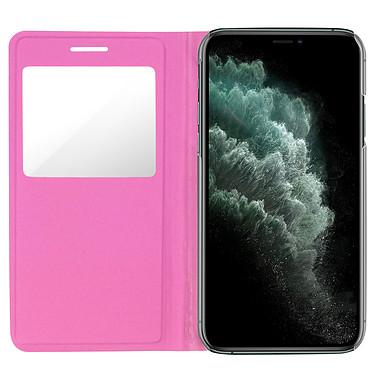 Avis Avizar Etui folio Rose pour Apple iPhone 11 Pro Max