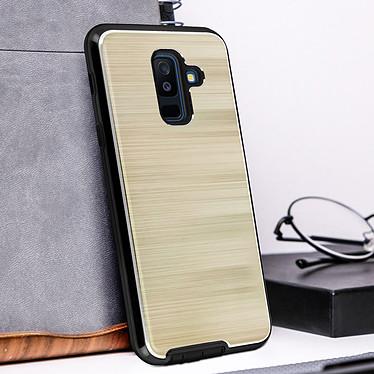 Acheter Avizar Coque Dorée Hybride pour Samsung Galaxy A6 Plus
