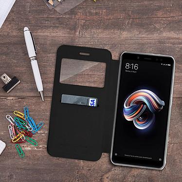 Acheter Avizar Etui folio Noir pour Xiaomi Redmi Note 5