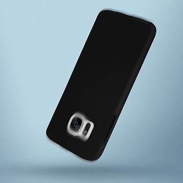 Avizar Coque Noir pour Samsung Galaxy S7 pas cher