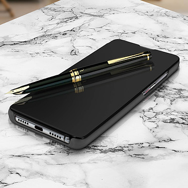 Avizar Etui folio Noir pour Huawei P30 Pro pas cher