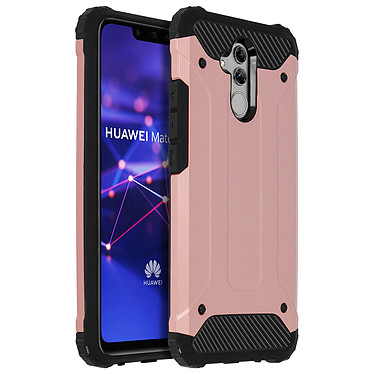 Avizar Coque Rose Champagne pour Huawei Mate 20 lite pas cher