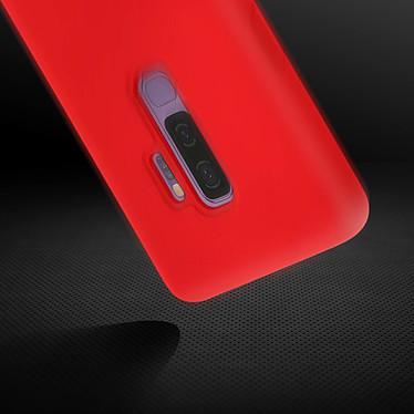 Avis Avizar Coque Rouge pour Samsung Galaxy S9 Plus