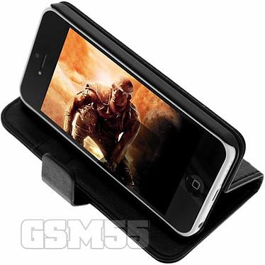 Acheter Avizar Etui folio Noir pour Apple iPhone 5C