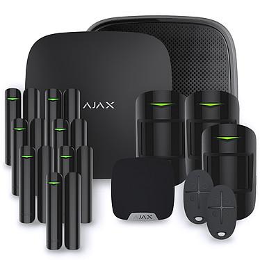 Ajax Alarme maison StarterKit noir  Kit 7 Alarme maison StarterKit noir  Kit 7