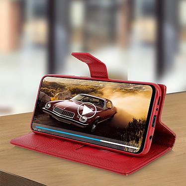 Avis Avizar Etui folio Rouge pour Samsung Galaxy A70