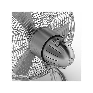 StadlerForm - Ventilateur CHARLY Little - Acier inox pas cher