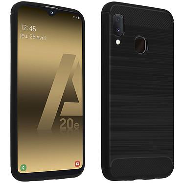 Avizar Coque Noir pour Samsung Galaxy A20e pas cher