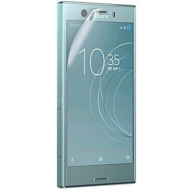 Avizar Film protecteur Transparent pour Sony Xperia XZ1 Compact pas cher