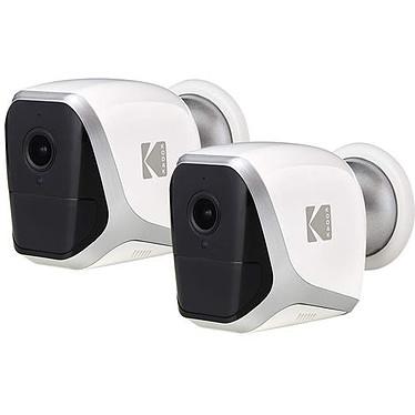 Kodak W101P2 Intérieure/Extérieure Full HD 1080P Caméras de surveillance Full 1080P pour une utilisation intérieure/extérieure