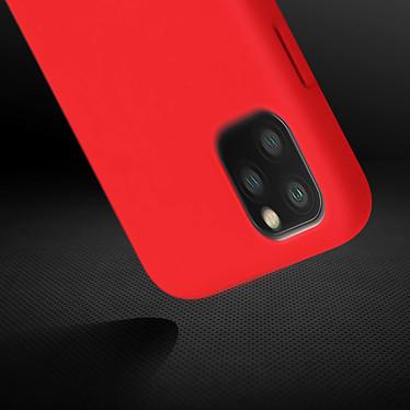 Avis Avizar Coque Rouge Semi-Rigide pour Apple iPhone 11 Pro