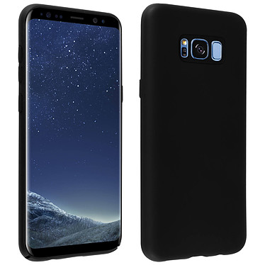 Avizar Coque Noir pour Samsung Galaxy S8 Plus Coque Noir Samsung Galaxy S8 Plus