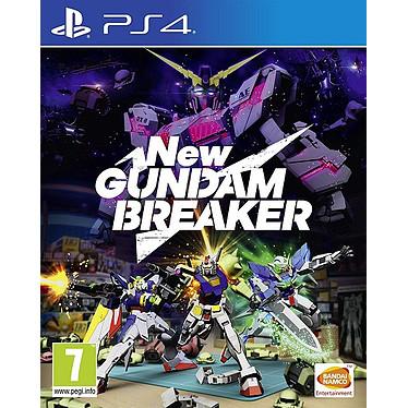 New Gundam Breaker (PS4) Jeu PS4 Action-Aventure 7 ans et plus
