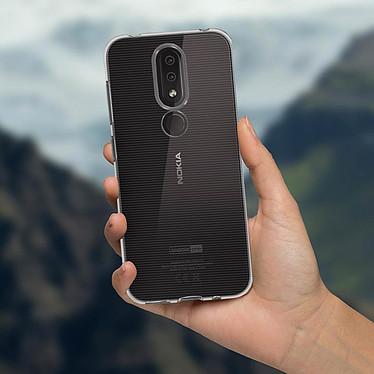 Acheter Avizar Coque Transparent pour Nokia 4.2