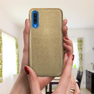 Avis Avizar Coque Dorée pour Samsung Galaxy A50