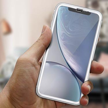 Acheter Avizar Film verre trempé Blanc pour Apple iPhone XR