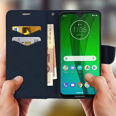 Acheter Avizar Etui folio Vert pour Motorola Moto G7 , Motorola Moto G7 Plus