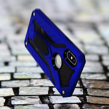Acheter Avizar Coque Bleu Série Pahntom pour Apple iPhone X , Apple iPhone XS