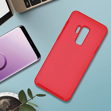 Acheter Avizar Coque Rouge pour Samsung Galaxy S9 Plus