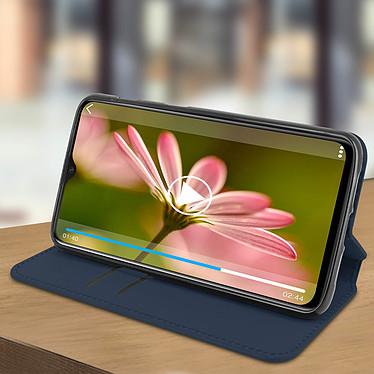 Avis Avizar Etui folio Bleu pour OnePlus 6T, OnePlus 7