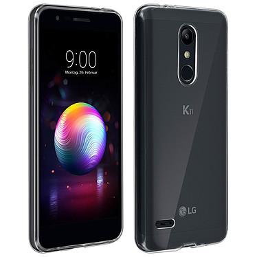 Avizar Coque Transparent pour LG K10 2018 , LG K11 Coque Transparent LG K10 2018 , LG K11