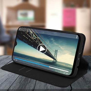 Avis Avizar Etui folio Noir pour Samsung Galaxy M20