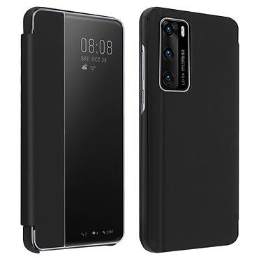 Avizar Etui folio Noir pour Huawei P40 Etui folio Noir Huawei P40