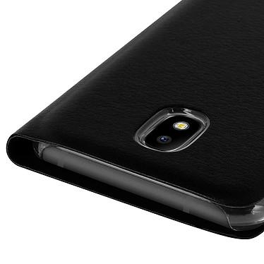 Avis Avizar Etui folio Noir pour Samsung Galaxy J3 2017
