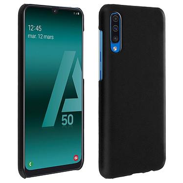Avizar Coque Noir pour Samsung Galaxy A50 Coque Noir Samsung Galaxy A50