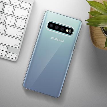 Avis Avizar Coque Blanc pour Samsung Galaxy S10