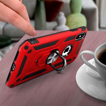 Avis Avizar Coque Rouge Bi-matières pour Apple iPhone XS Max
