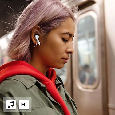 Avis Avizar Ecouteurs sans-fil Blanc pour Appareils dotés de la fonction Bluetooth