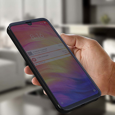 Avis Avizar Etui folio Noir pour Xiaomi Redmi Note 7