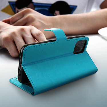Avis Avizar Etui folio Turquoise pour Apple iPhone 11 Pro