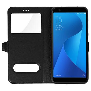 Acheter Avizar Etui folio Noir pour Asus Zenfone Max Plus M1