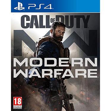 Call Of Duty Modern Warfare (PS4) Jeu PS4 FPS 18 ans et plus