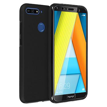 Avizar Coque Noir pour Honor 7A , Huawei Y6 2018 Coque Noir Honor 7A , Huawei Y6 2018
