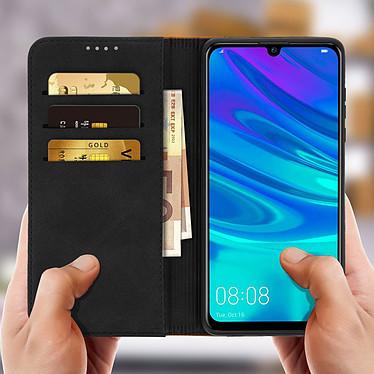 Avis Avizar Etui folio Noir pour Huawei P Smart 2019 , Honor 10 Lite