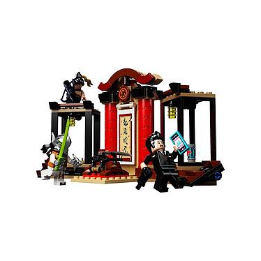 Overwatch - LEGO® Hanzo contre Genji LEGO® Overwatch, modèle Hanzo contre Genji.