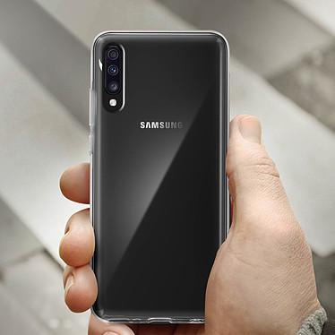 Avis Avizar Pack protection Noir pour Samsung Galaxy A70