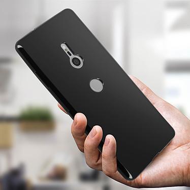 Acheter Avizar Coque Noir Vernis pour Sony Xperia XZ3
