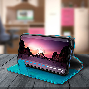 Avis Avizar Etui folio Bleu Nuit pour Xiaomi Mi 9
