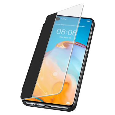 Avizar Etui folio Noir pour Huawei P40 pas cher
