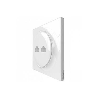 Avis Fibaro Prise encastrée Ethernet - Gamme Walli N